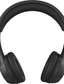ifrogz Toxix Wireless Headset - Stereo - Black