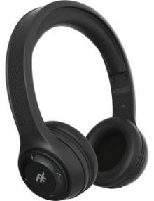 ifrogz Toxix Wireless Headset - Stereo - Black Side