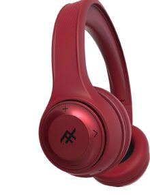 ifrogz toxix red headset