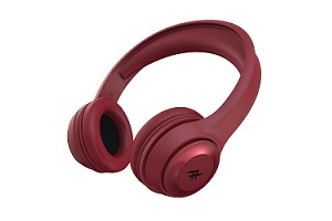 ifrogz toxix red headset – Supon Voice