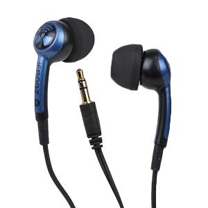 iFrogz EPD33-BLUEBLACK-040815-3.5mm-Headset