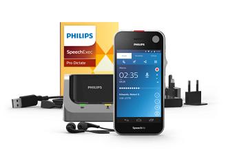 Philips SpeechAir PSP2100 Recorder