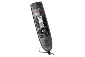 Philips LFH3510 Speechmike Microphone – Supon Voice