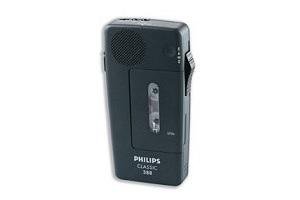 Philips LFH388 Mini Cassette Recorder – Supon Voice