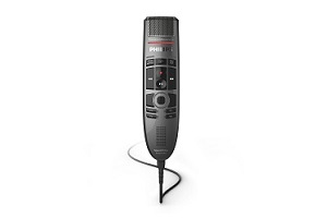 Philips SMP3700 Speechmike Touch – Supon Voice