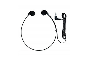 Olympus E-102 Stereo 3.5mm Transcription Headset – Supon Voice