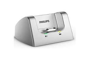 Philips ACC8120 Docking Station for Philips DPM8000 Digital Recorder – Supon Voice