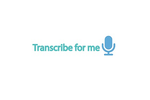 Transcribe for me Supon logo